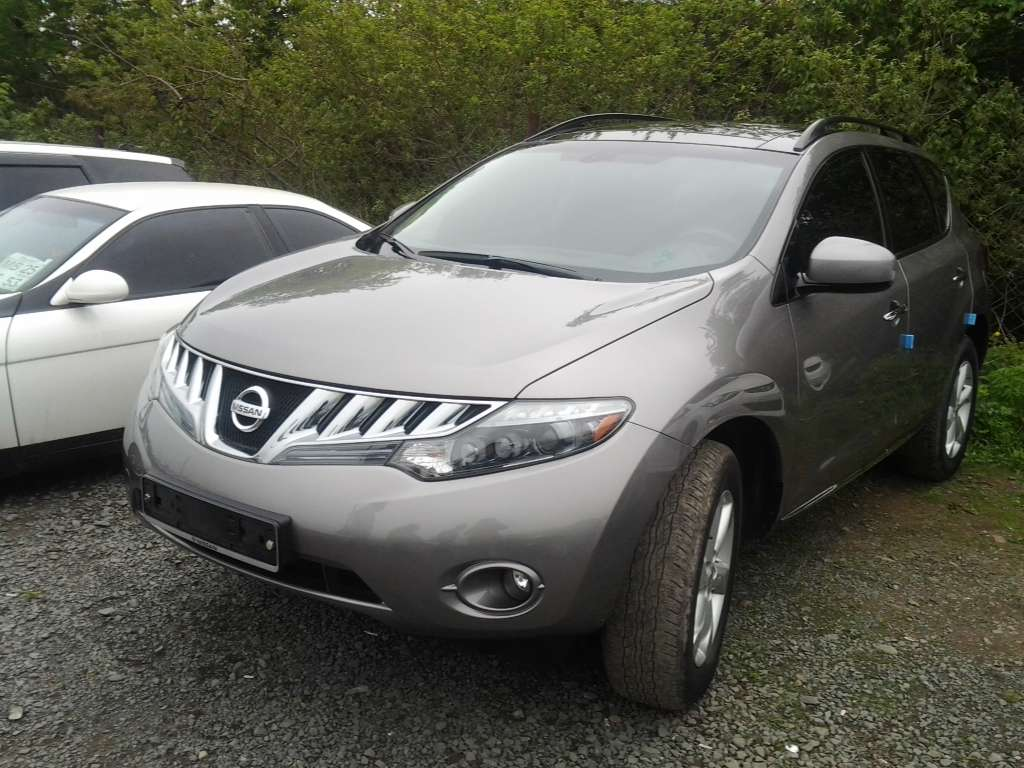 used 2010 nissan murano photos 3500cc gasoline automatic for sale. Black Bedroom Furniture Sets. Home Design Ideas