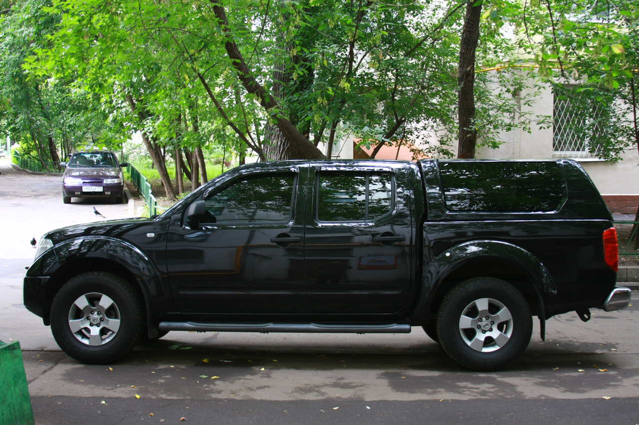 2006 Nissan Navara Pictures 2 5l Diesel Automatic For Sale