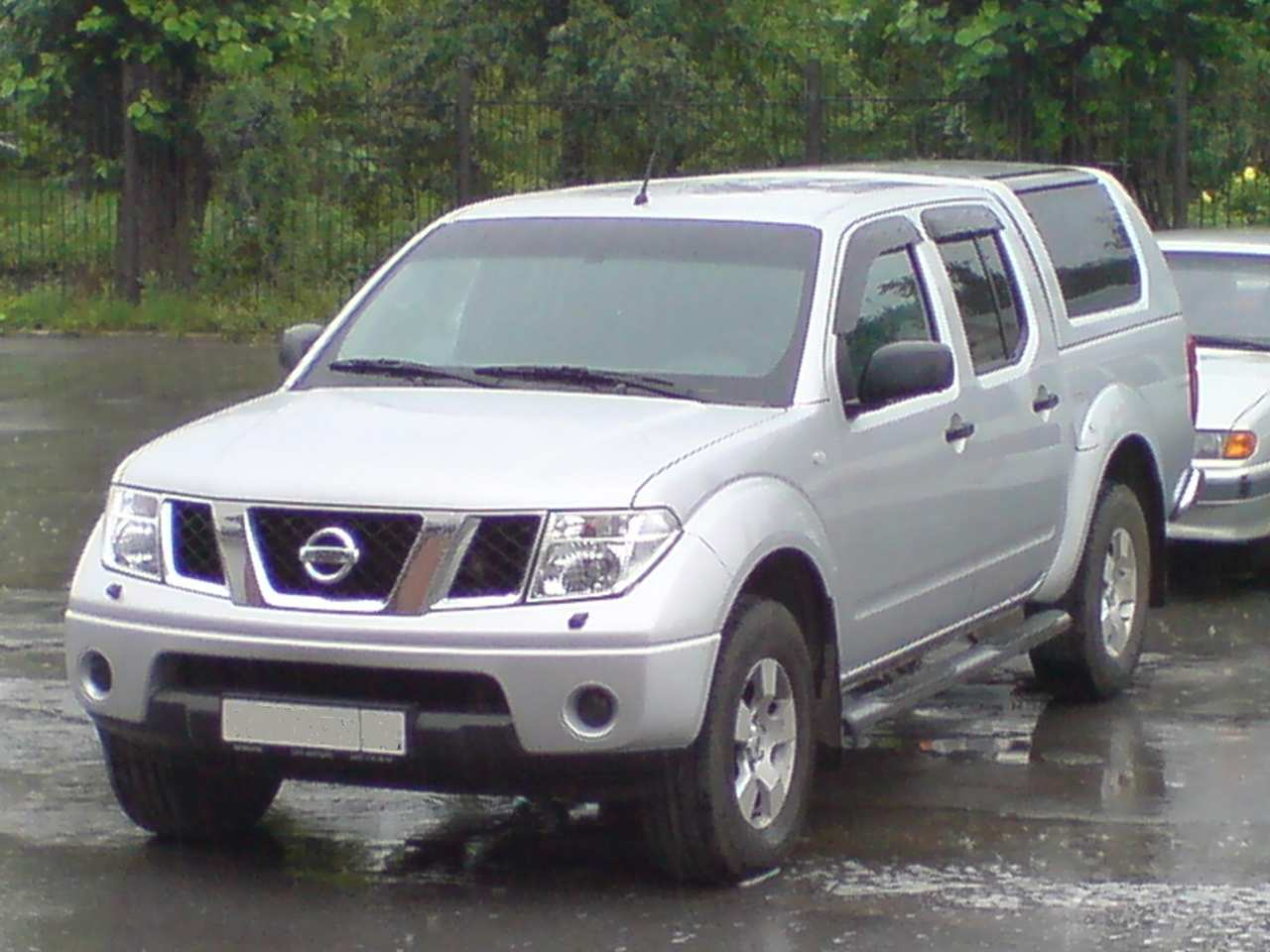 Used 2007 Nissan Navara Photos 2500cc Diesel Manual