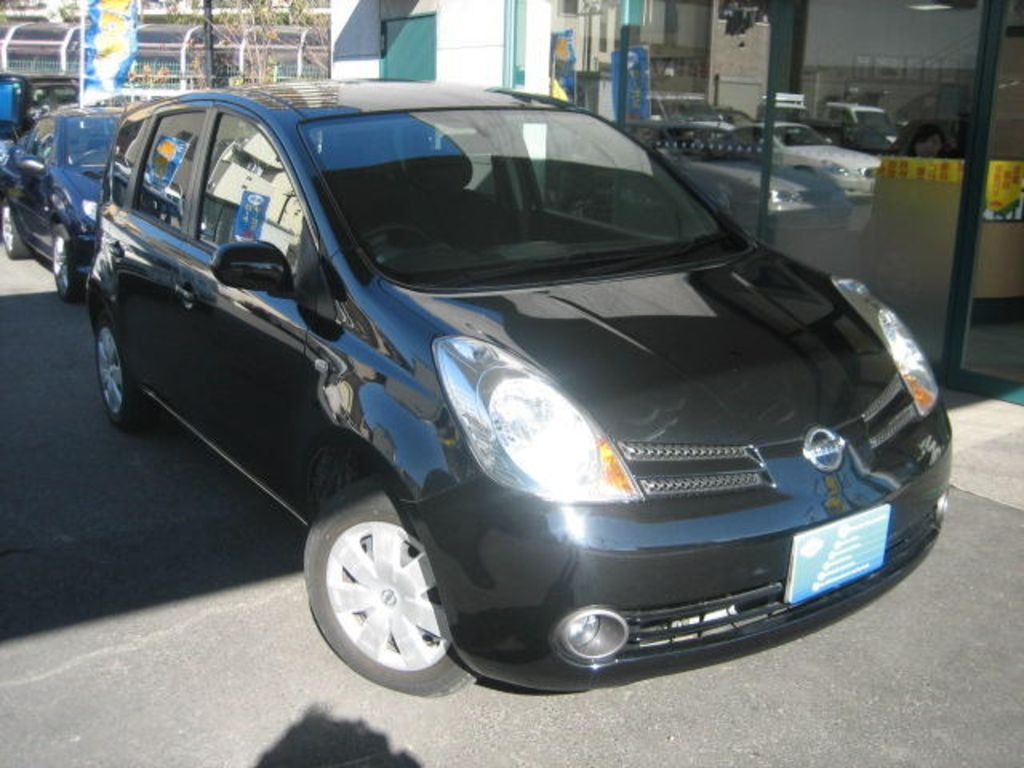 2006 nissan note for sale. Black Bedroom Furniture Sets. Home Design Ideas