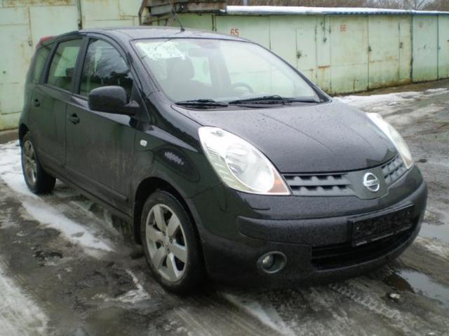 2006 Nissan Note Pictures 1 6l Gasoline Ff Automatic