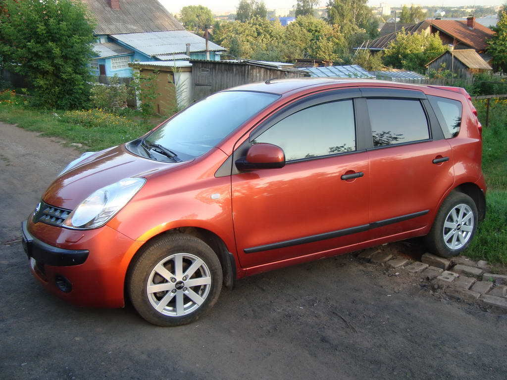 2006 nissan note photos 1 6 gasoline ff manual for sale. Black Bedroom Furniture Sets. Home Design Ideas
