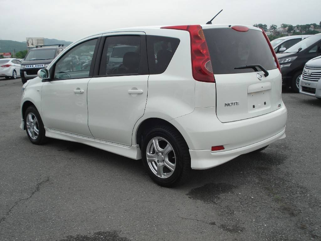 Nissan Cvt Transmission Problems >> 2011 Nissan NOTE Images, 1500cc., Gasoline, FF, Automatic ...