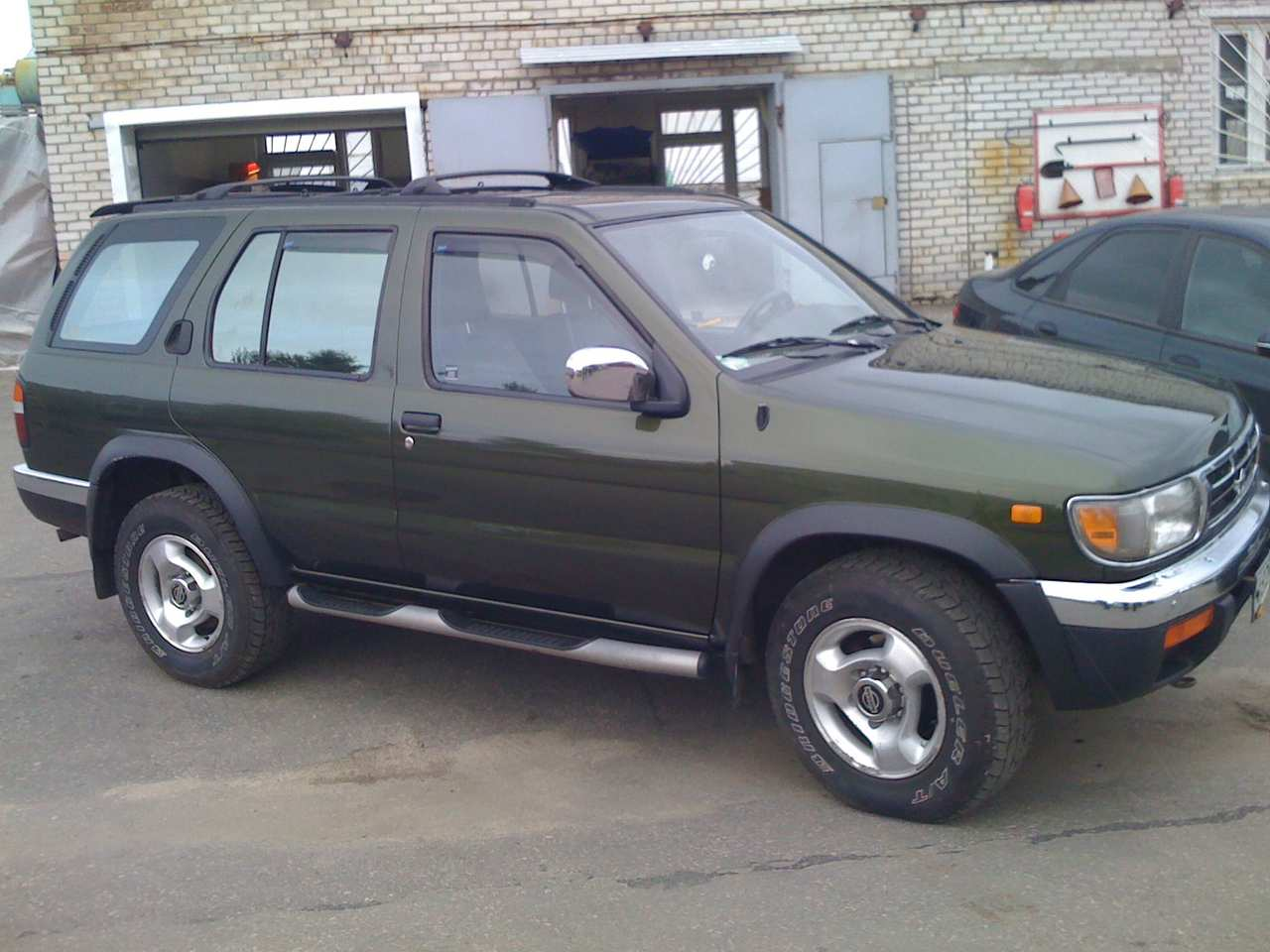 1999 Nissan Pathfinder Photos 3 0 Gasoline Automatic