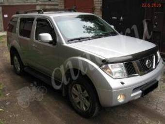 used 2007 nissan pathfinder photos 2500cc gasoline. Black Bedroom Furniture Sets. Home Design Ideas