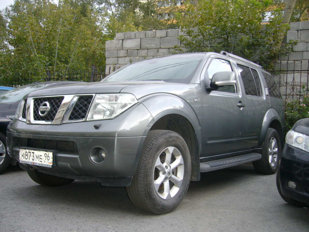 used 2007 nissan pathfinder photos 4000cc gasoline. Black Bedroom Furniture Sets. Home Design Ideas
