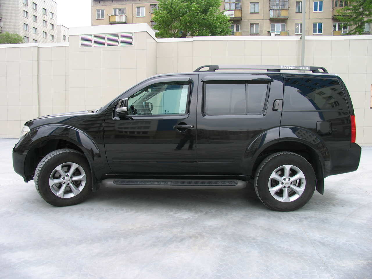 Used 2008 Nissan Pathfinder Photos 2500cc Diesel