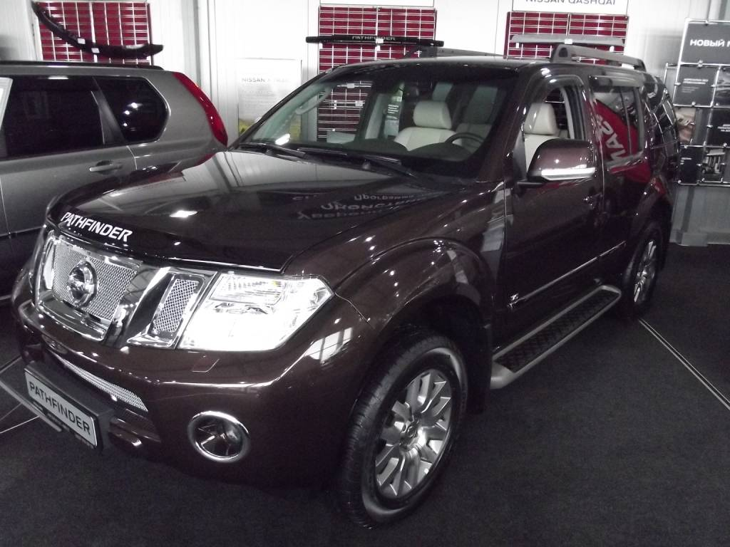 2012 Nissan Pathfinder For Sale >> Used 2012 Nissan Pathfinder Photos 3000cc Diesel Automatic For Sale
