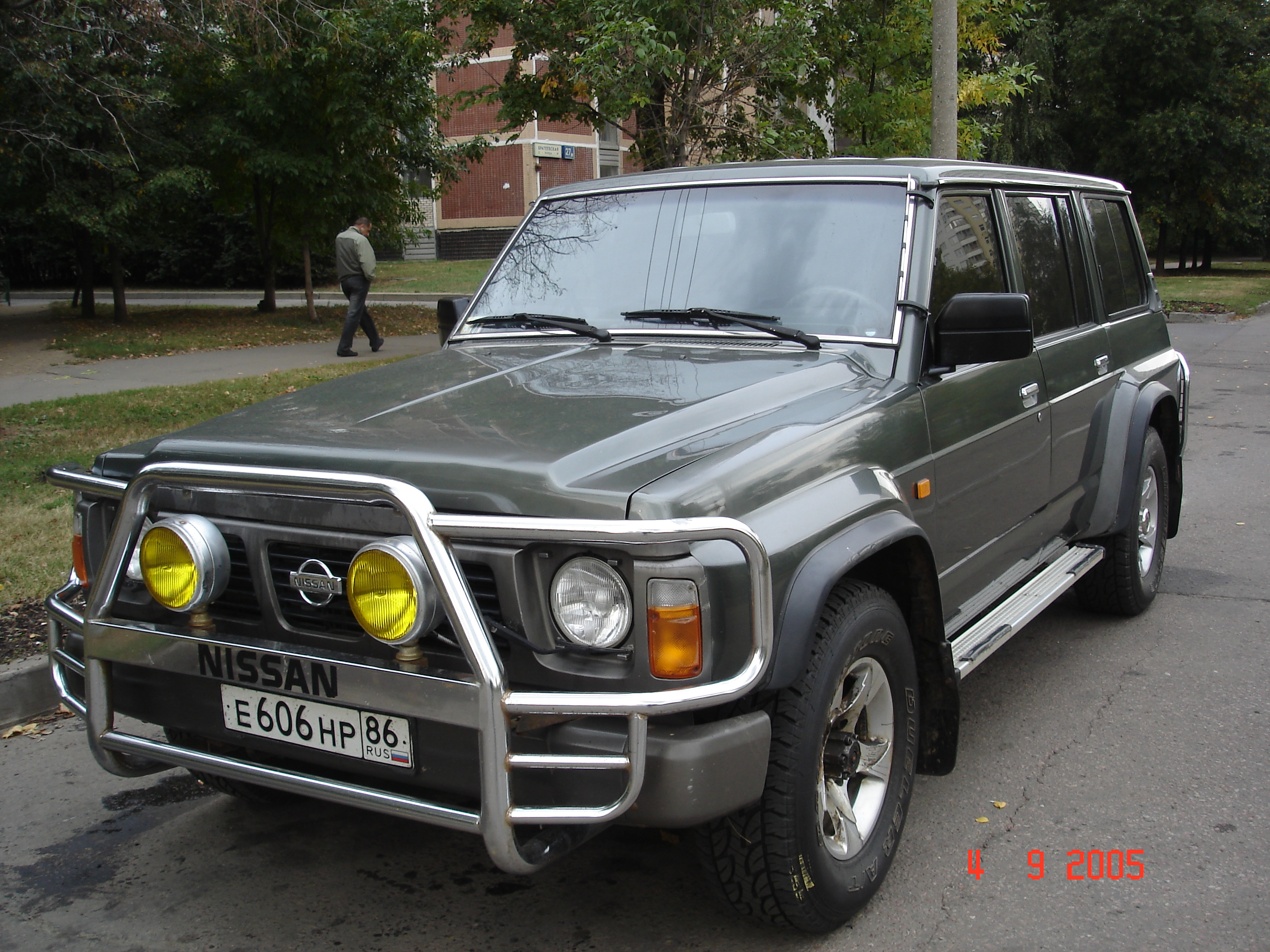 1995 Nissan Patrol Pictures Diesel Manual For Sale 1999 Toyota Fuel Filter