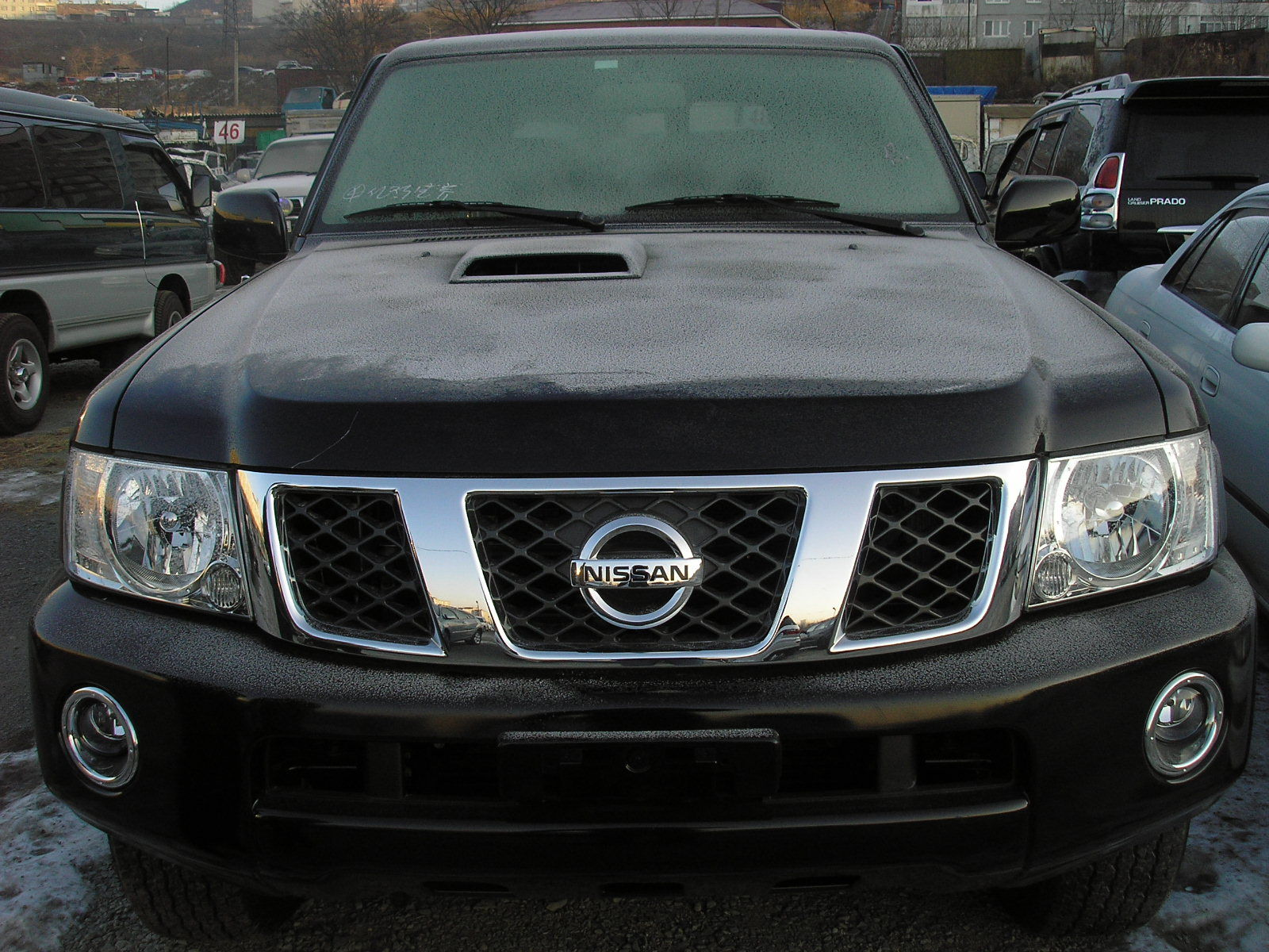 2006 Nissan Patrol Pictures For Sale