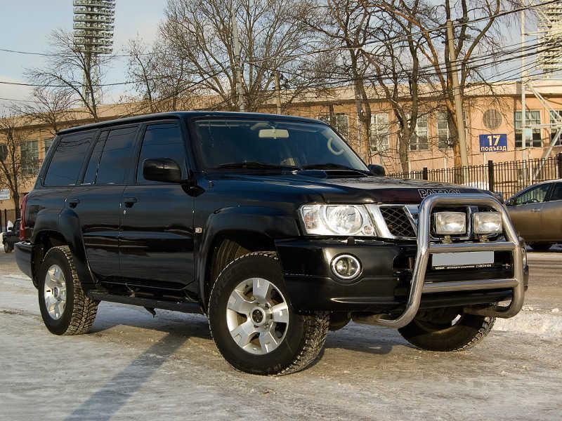 2008 Nissan Patrol Pictures, 3 0l , Diesel, Automatic For Sale