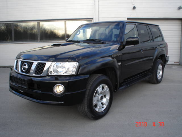 2008 nissan patrol pictures  3 0l   diesel  manual for sale