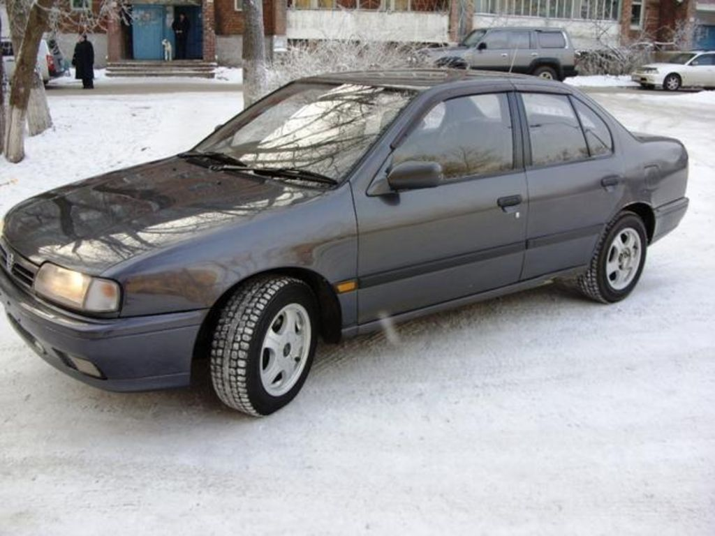 Nissan Primera Orig