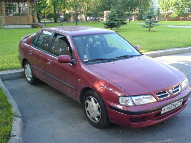 1998 Nissan Primera Pictures 2000cc Gasoline Ff