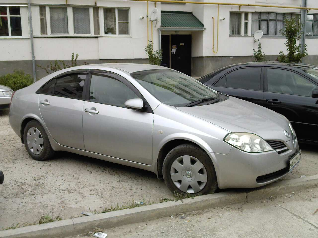 2003 Nissan Primera Pictures, 1.8l., Gasoline, FF, Automatic For Sale