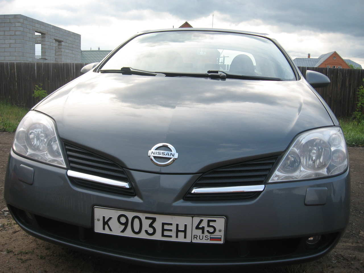 2005 nissan primera pics 1 8 gasoline ff automatic for sale. Black Bedroom Furniture Sets. Home Design Ideas
