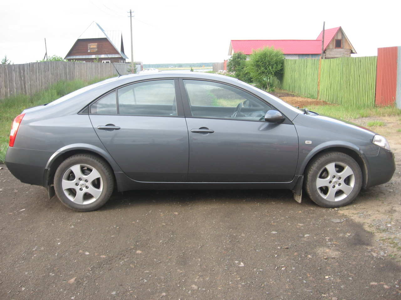 used 2005 nissan primera photos 1800cc gasoline ff automatic for sale. Black Bedroom Furniture Sets. Home Design Ideas