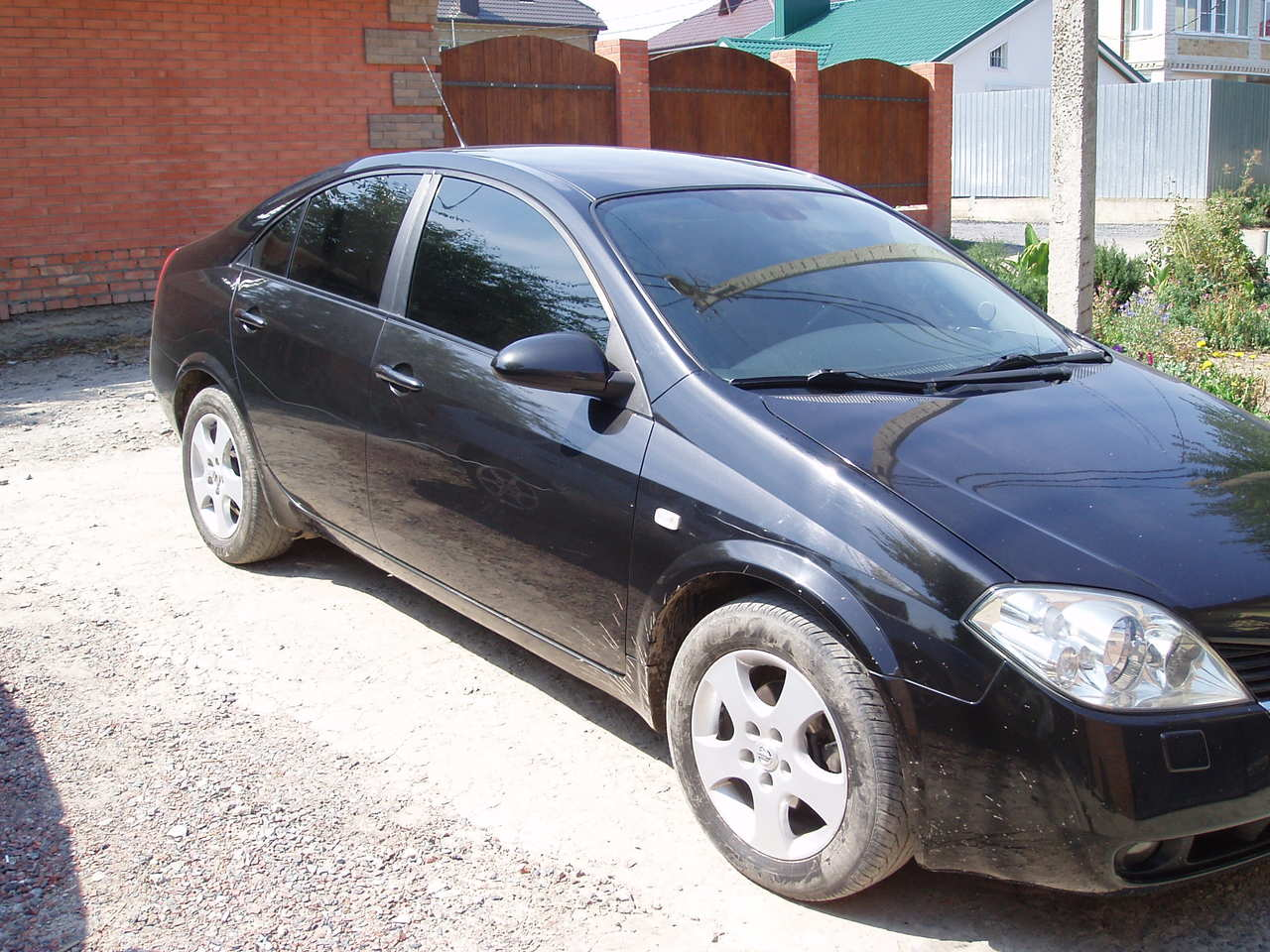 used 2005 nissan primera photos 1600cc gasoline ff manual for sale. Black Bedroom Furniture Sets. Home Design Ideas