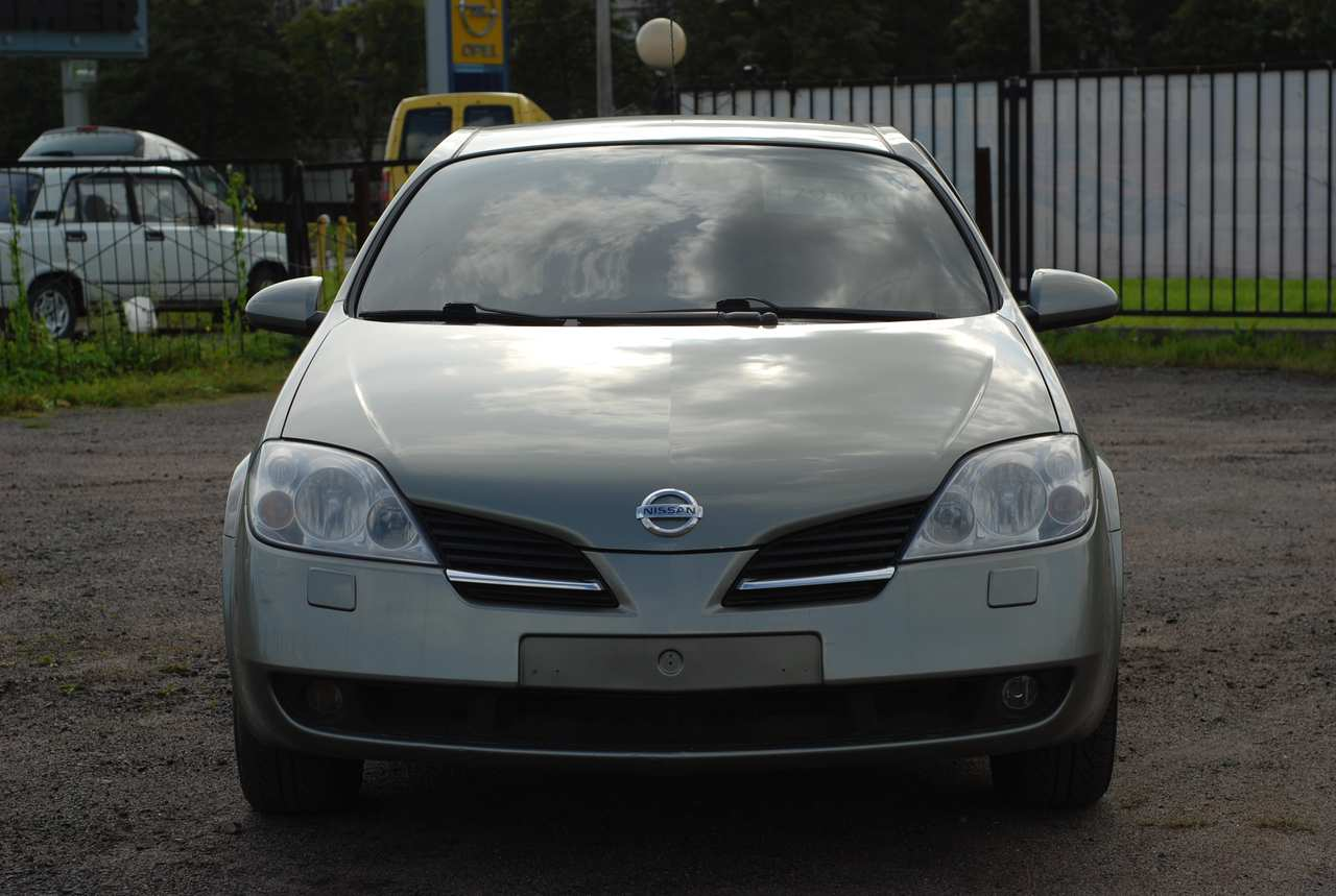 2005 nissan primera photos gasoline ff manual for sale. Black Bedroom Furniture Sets. Home Design Ideas