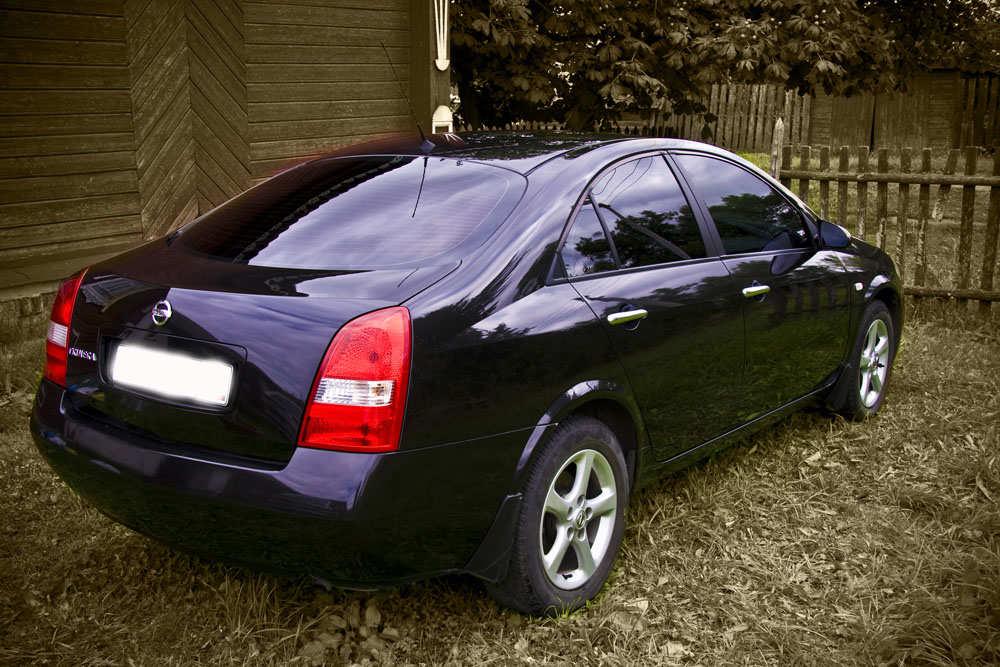 Nissan Primera A B Orig