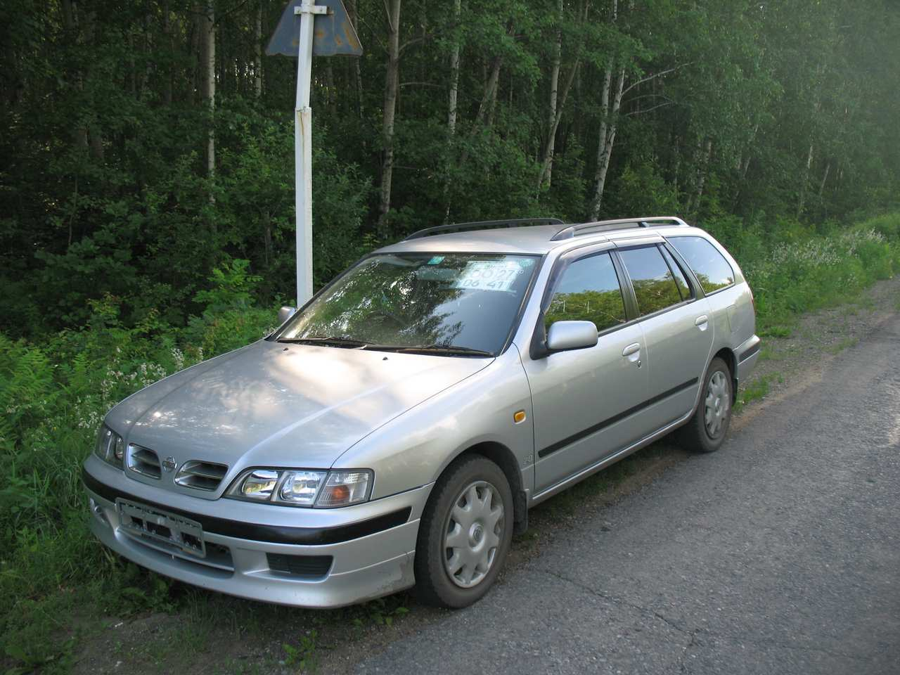 Nissan Cvt Transmission Problems >> Used 2000 Nissan Primera Wagon Photos, 2000cc., Gasoline ...