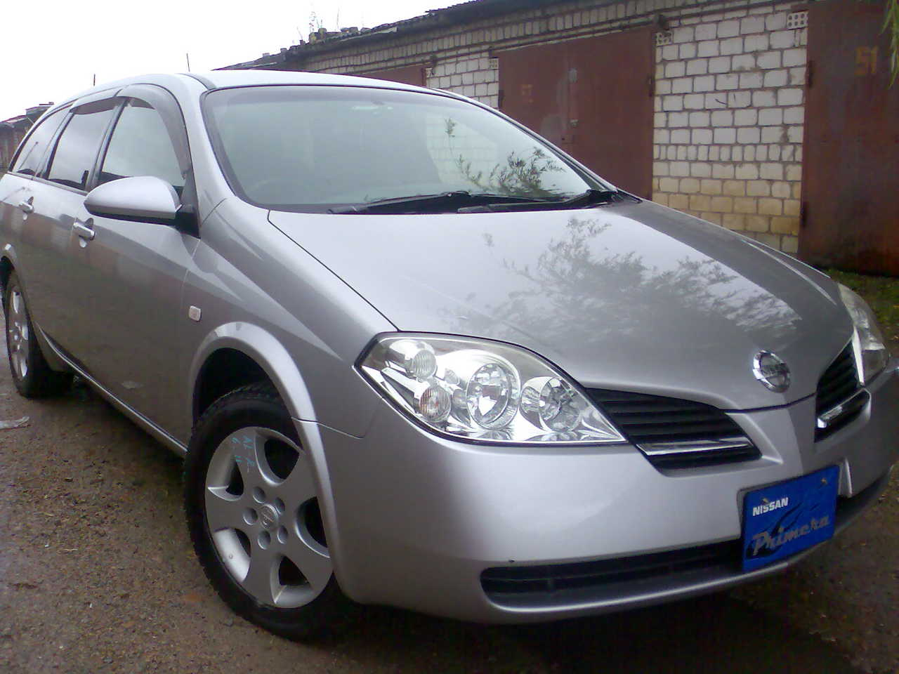 used 2002 nissan primera wagon photos 2 5 gasoline ff automatic for sale. Black Bedroom Furniture Sets. Home Design Ideas