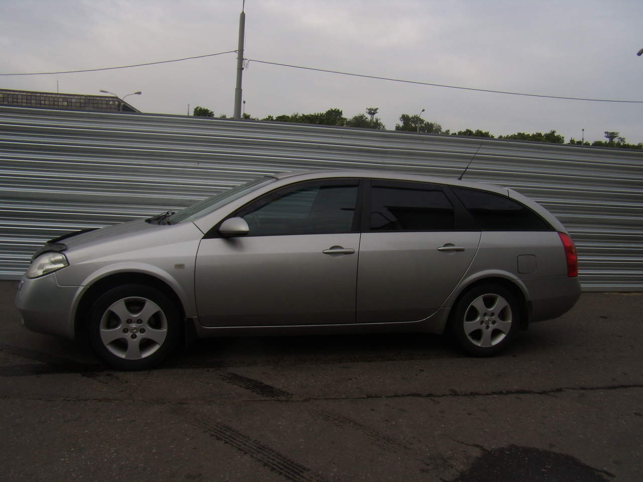 2004 nissan primera wagon pictures gasoline ff manual for sale. Black Bedroom Furniture Sets. Home Design Ideas
