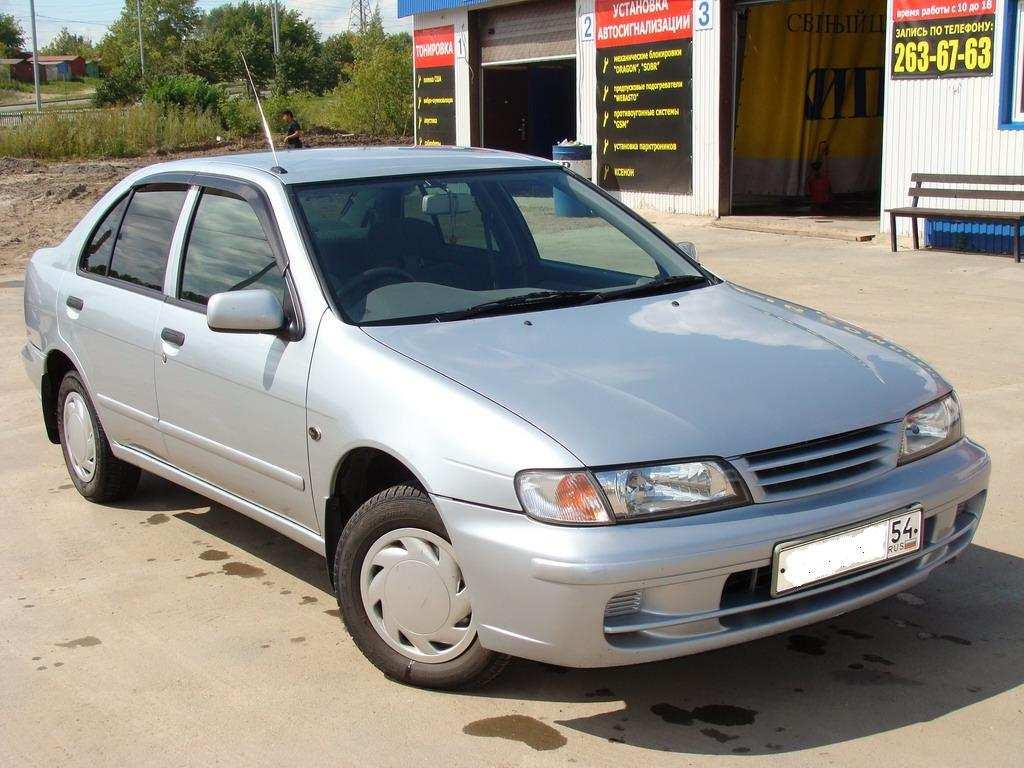 2000 Nissan Pulsar Pictures 1600cc Gasoline Automatic