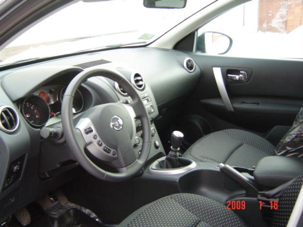 2007 Nissan Qashqai Photos