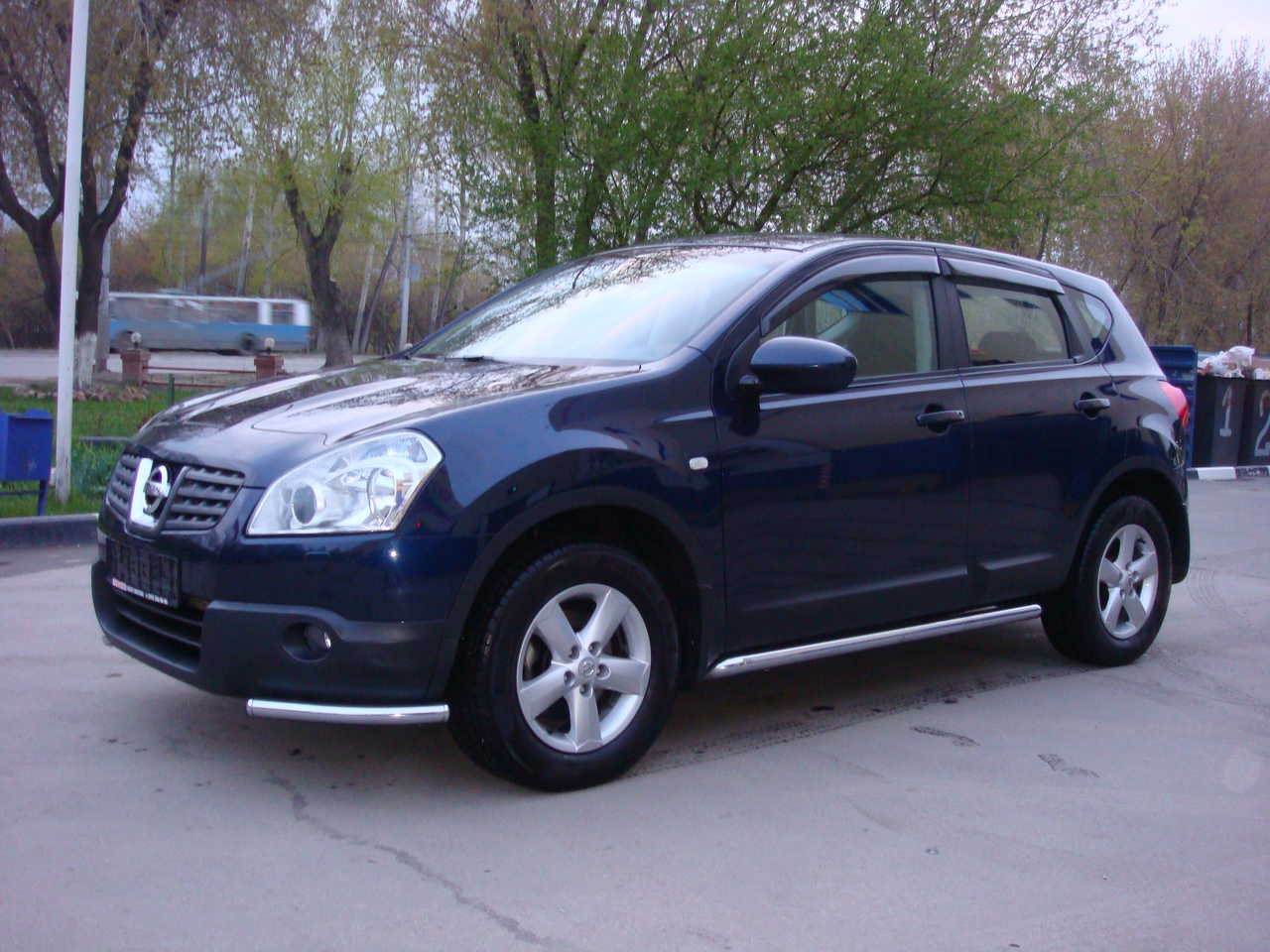 2008 nissan qashqai photos 2 0 gasoline automatic for sale. Black Bedroom Furniture Sets. Home Design Ideas