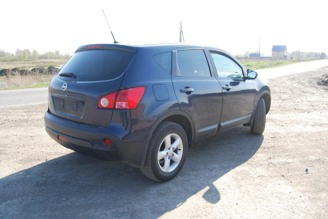 2008 nissan qashqai pictures 2000cc gasoline ff cvt for sale. Black Bedroom Furniture Sets. Home Design Ideas