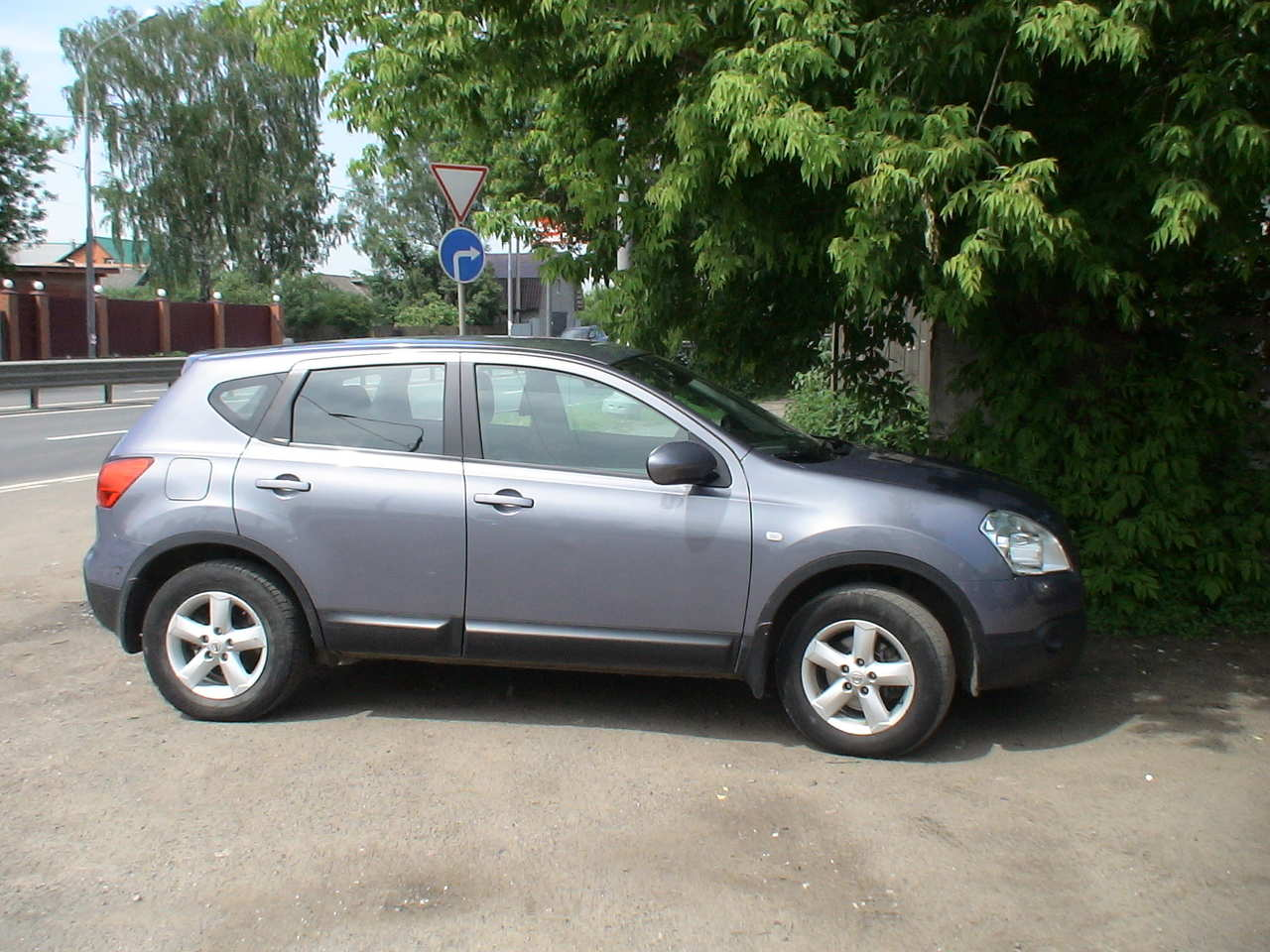 used 2008 nissan qashqai photos 1600cc gasoline ff manual for sale. Black Bedroom Furniture Sets. Home Design Ideas