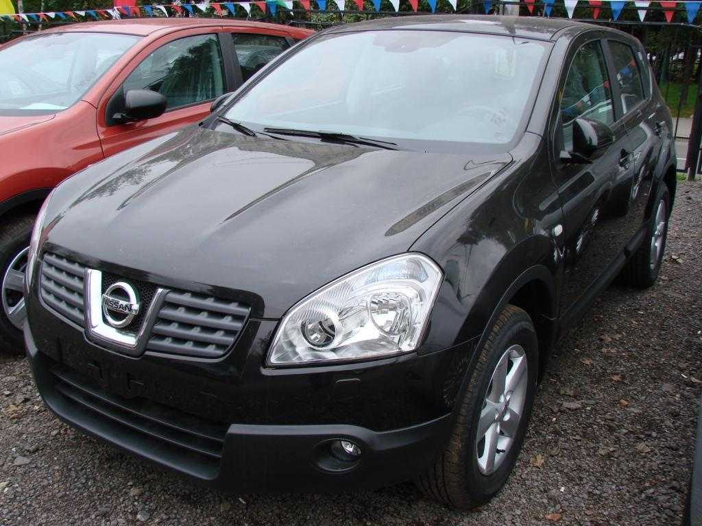 2009 nissan qashqai photos 1 6 ff automatic for sale. Black Bedroom Furniture Sets. Home Design Ideas