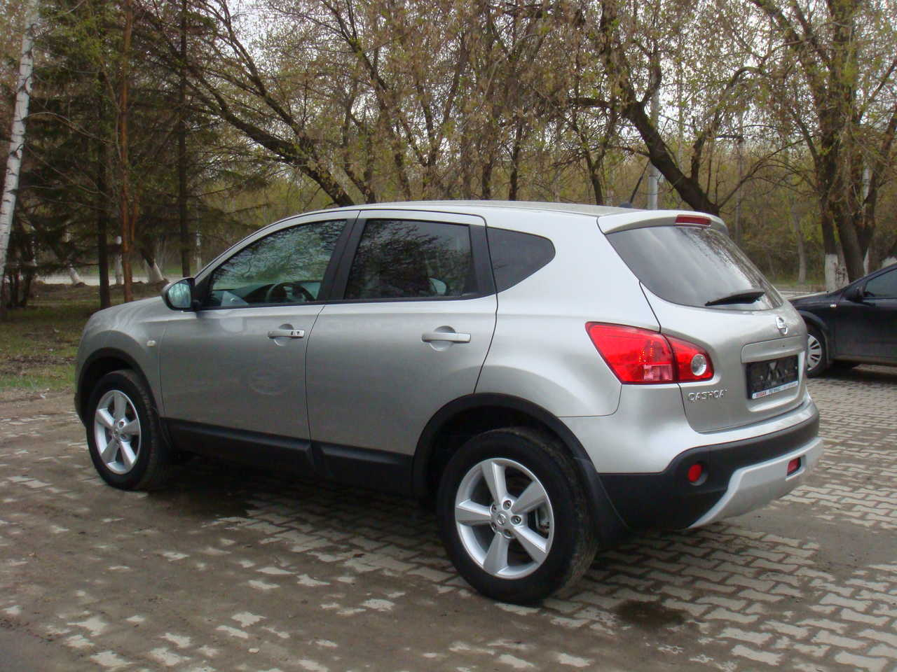 used 2009 nissan qashqai photos 2000cc gasoline automatic for sale. Black Bedroom Furniture Sets. Home Design Ideas
