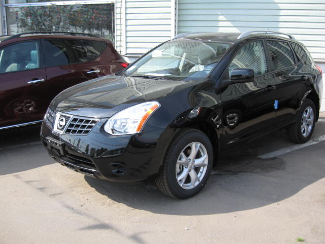 2008 nissan rogue images 2500cc gasoline cvt for sale. Black Bedroom Furniture Sets. Home Design Ideas