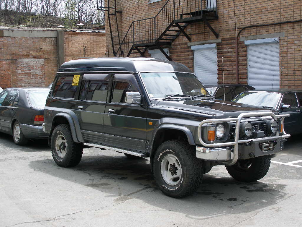 Rear Main Seal Replacement Cost >> 1994 Nissan Safari Pictures, 4200cc., Gasoline, Manual For Sale