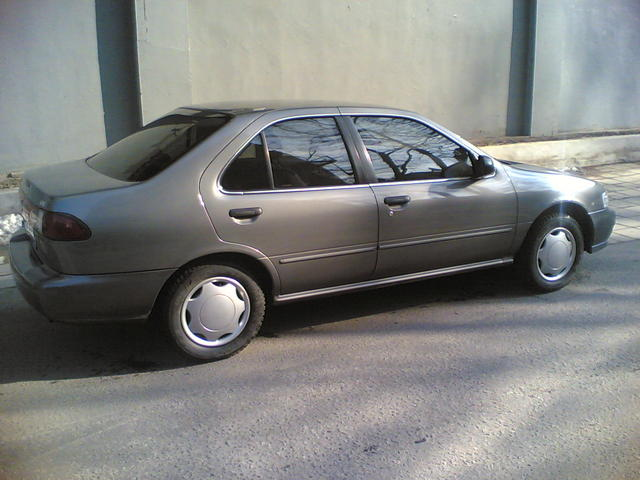 2000 Nissan Sentra Pictures, 1.6l., Gasoline, FF, Manual ...