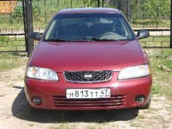 used 2000 nissan sentra pics 1 8 gasoline ff automatic for sale. Black Bedroom Furniture Sets. Home Design Ideas