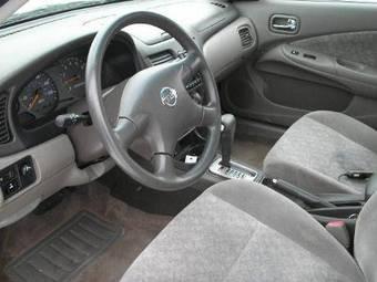 2003 Nissan Sentra Pics 1 8 Gasoline Ff Automatic For Sale