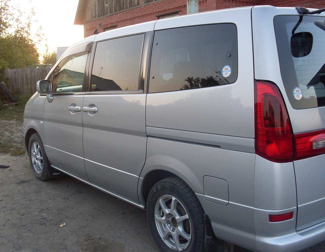 2001 Nissan Serena Photos, 2.5, Diesel, FF, Automatic For Sale