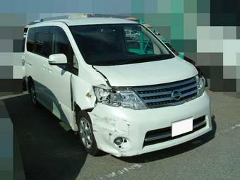 2008 Nissan Serena Wallpapers