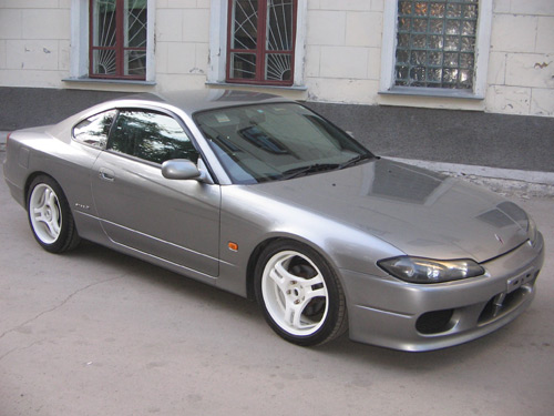1999 Nissan Silvia Pictures 2000cc Gasoline FR Or RR Manual For