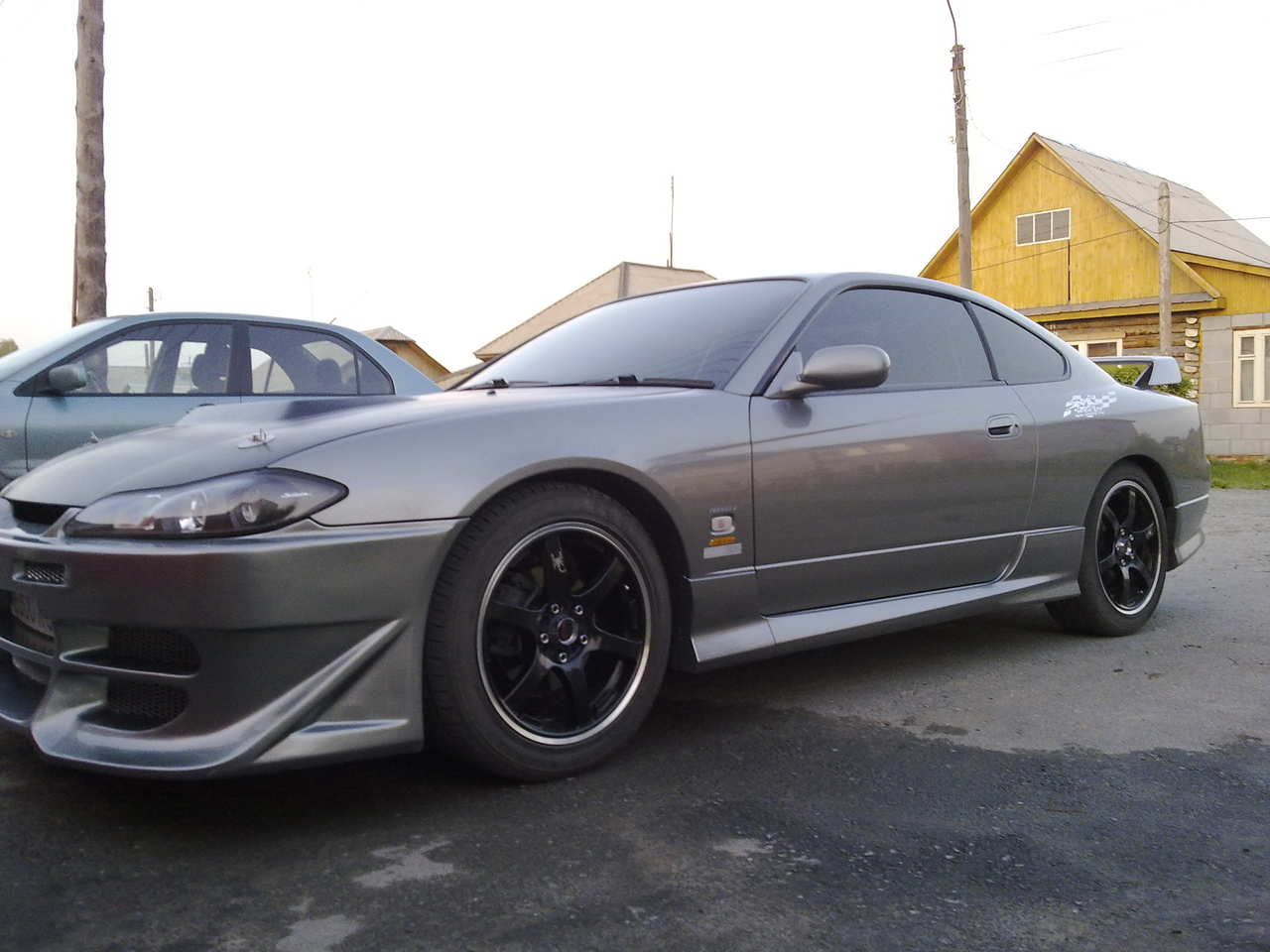 2001 Nissan Silvia For Sale 2000cc Gasoline FR or RR