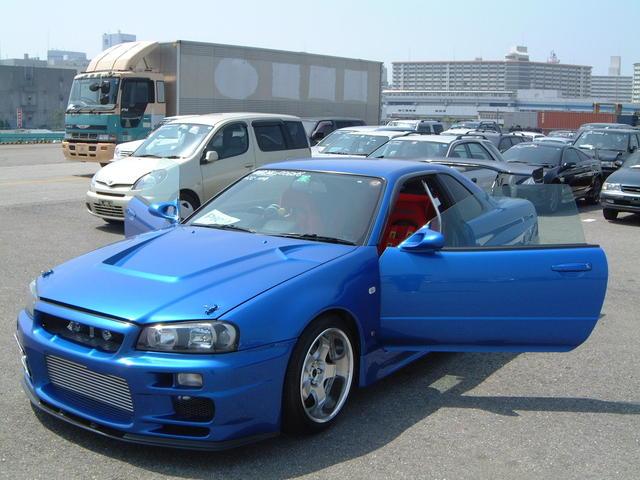2000 Nissan Skyline Gt R For Sale 28 Gasoline Manual For Sale