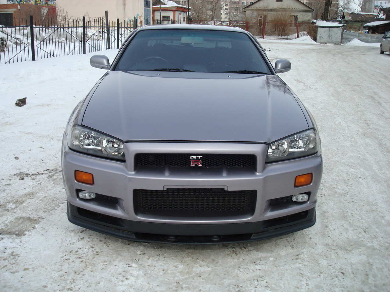 2001 Nissan Skyline 300 GT related infomation,specifications