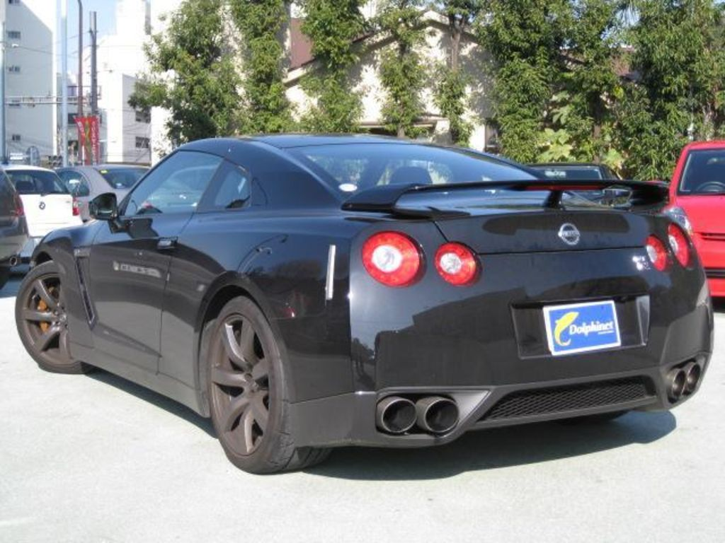 Photo #8   Enlarge Photo 1024x768 2008 Nissan Skyline GT R For Sale