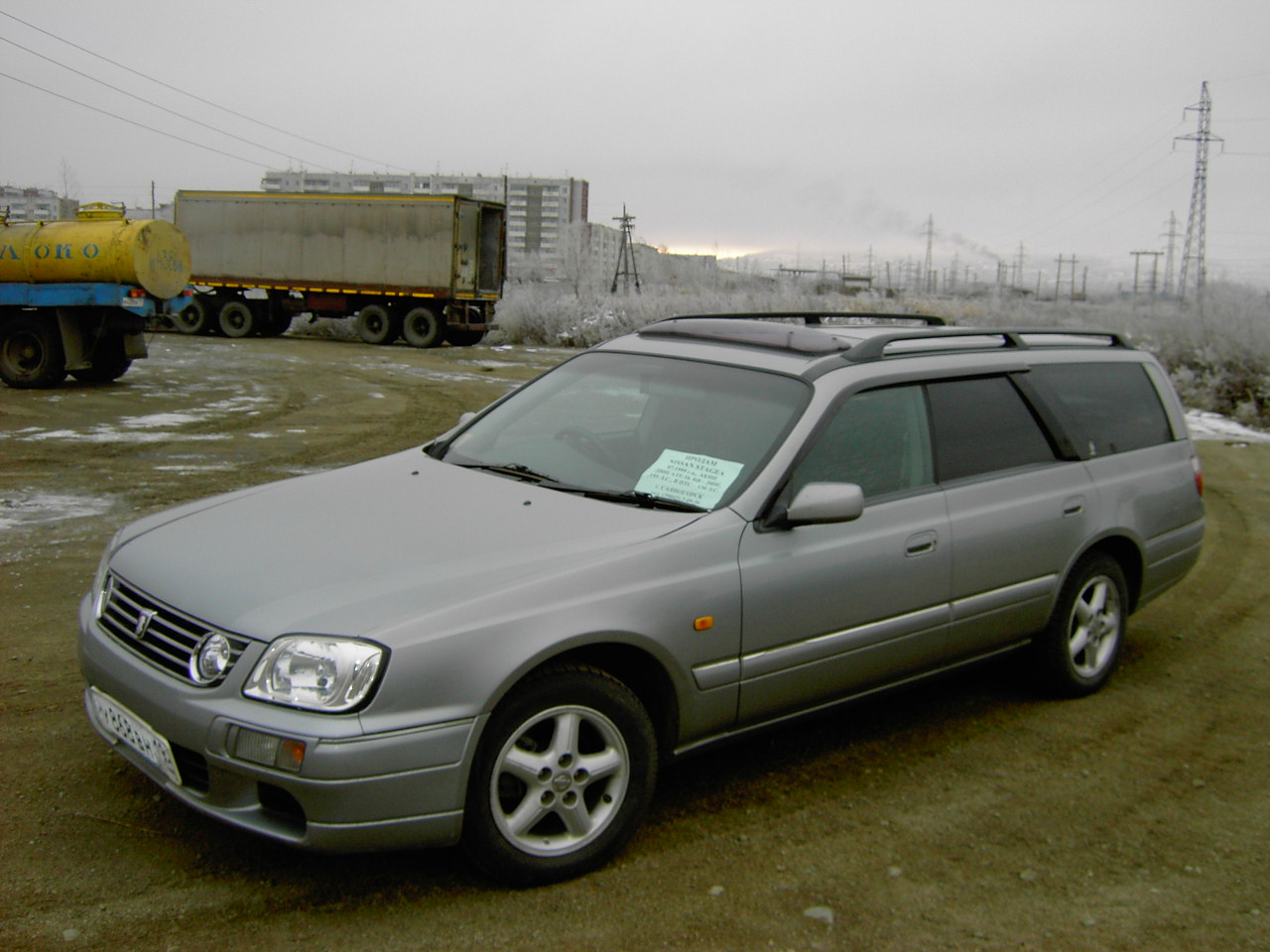 1999 Nissan Stagea Pictures 2000cc Gasoline Fr Or Rr