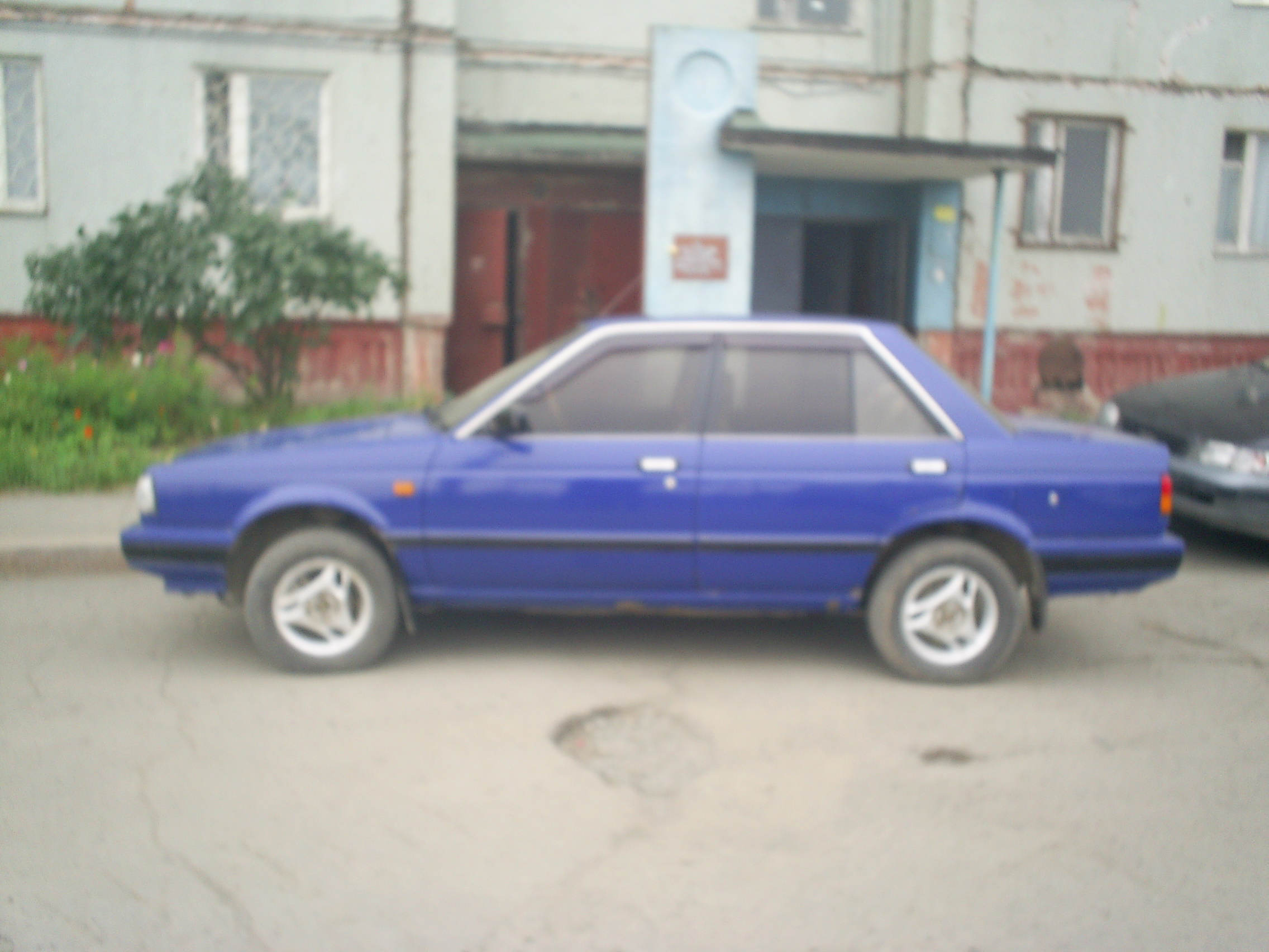 1986 Nissan Sunny Pictures 1500cc Gasoline Manual For Sale B13 Wiring Diagram