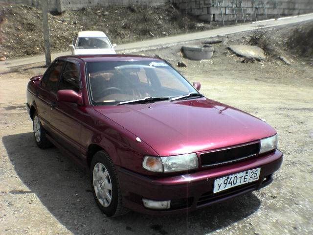 1992 Nissan Sunny Pict...