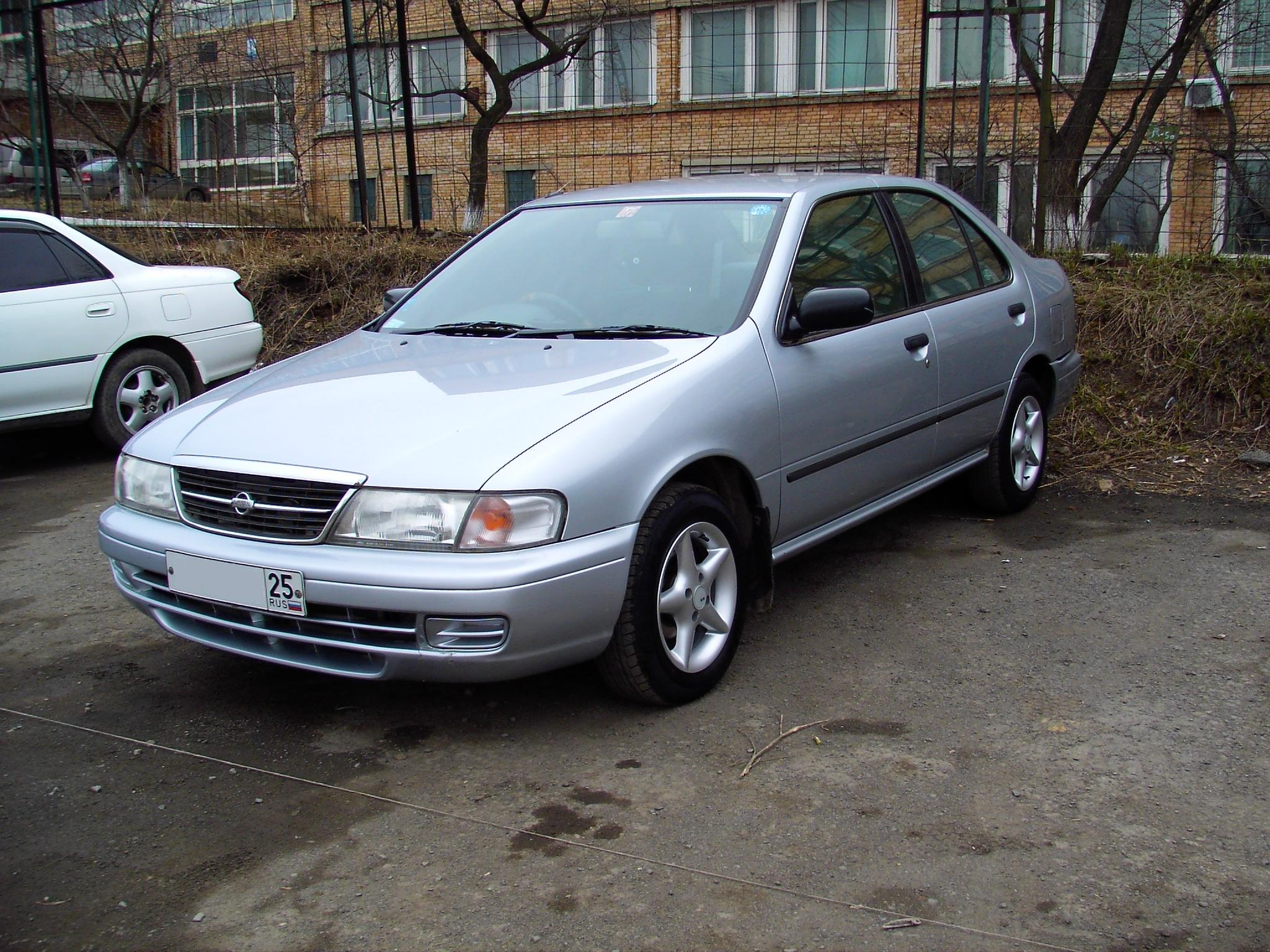 1997 Nissan Sunny Pictures, 1300cc., Gasoline, FF, Manual ...